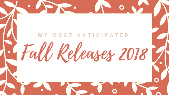 Fall 2018 Releases
